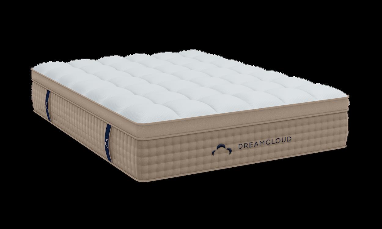 DreamCloud Memory Foam Mattresses | The Luxury Bed