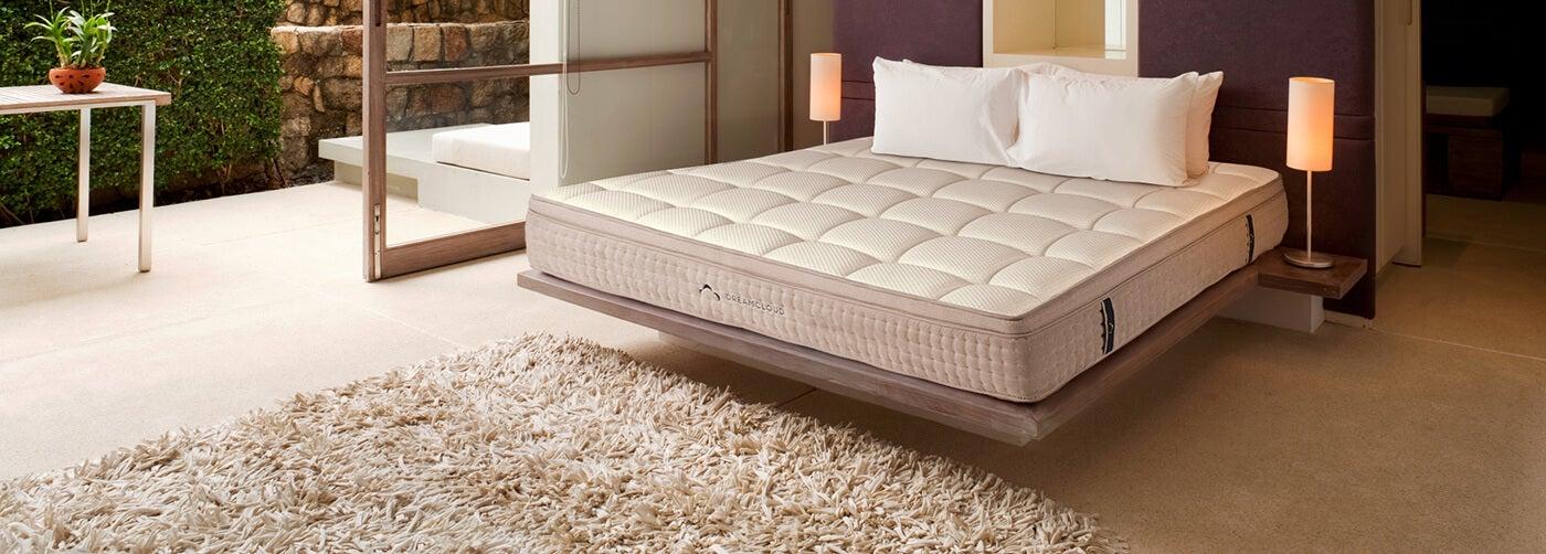 ... DreamCloud  Comfortable Luxury Mattress ...