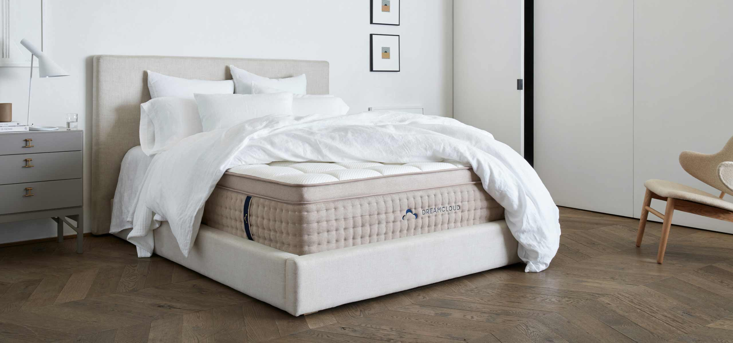 I Felt Instant Results The First Night Sleeping On This Mattress Am A Dreamcloud Believer For Life Josh H