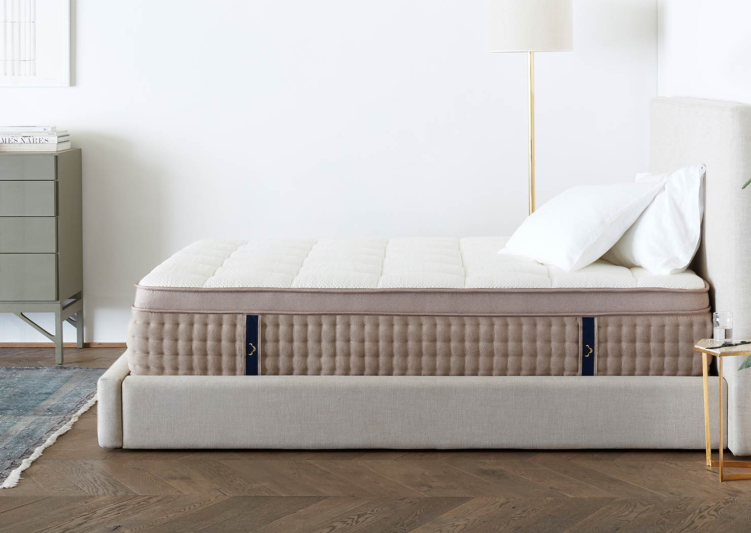 DreamCloud luxury sleep mattress