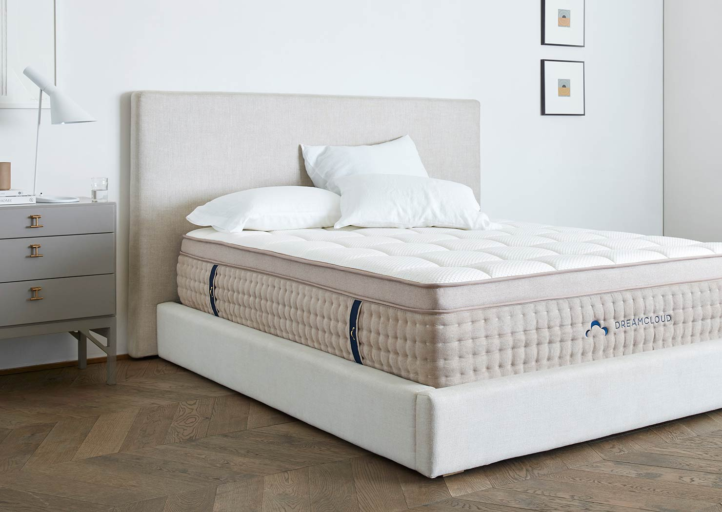 Dreamcloud Luxury Hybrid King Mattress Deals Coupons